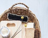 Fotografía de producto - Orden y Limpieza en casa