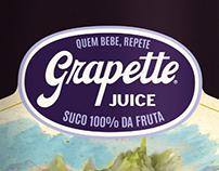 Grapette Juice