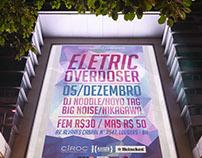 Eletric Overdoser Flyer