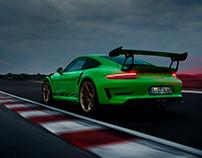 Porsche 911 GT3 RS Challenge
