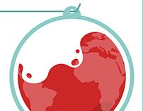 Día Mundial del Donante de Sangre 2017 - Design