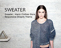 Sweater – Warm Clothes Store Responsive Shopify Theme