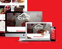 Mockup Design - Crave