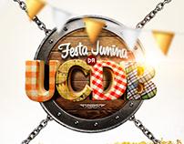 FESTA JUNINA // UCDB Campo Grande - MS