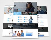 Corpo - The Ultimate Financial / Business Template