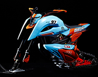 Dirus, Snowmobile Design