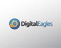 Logo for Digital Eagles