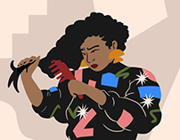 'I Didn't Always Love My Natural Hair' Refinery29