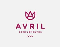 Avril Complementos - Branding