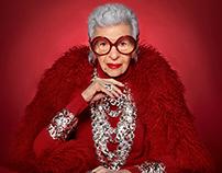 TANE | IRIS APFEL Fashion Campaign