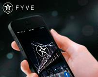 FYVE iOS App