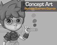 Concept art España 2018