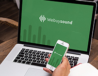 Webuysound - Brand Indentity