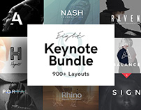 8 Keynote Presentation Bundle