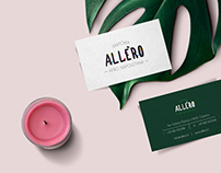 Allèro Brand Identity