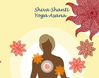 Yoga Work Book Illustration
