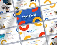 Vorma Interior & Furniture Presentation Template