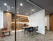 ELLE Office by feeling Design, Guangzhou – China