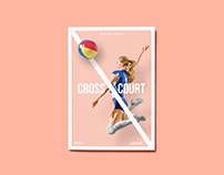 CROSS\COURT Magazine