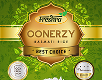 Freshra Rice Packaging