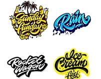 Logo,print,sketch 2015