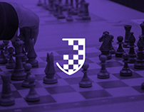 Corporate identity - Chess Club HETMAN