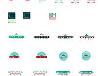 Boutique Mexique - Logo proposal