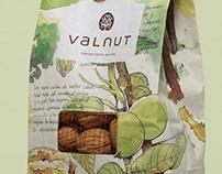 Valnut paper bag