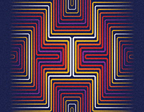 Vibration : 6-Color Symmetrics.