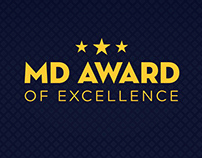 MD Award of Excellence Creatives