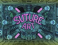 SUTURE ART Promo & 3D anaglyph version
