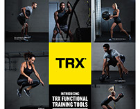 TRX Printed Collateral Designs