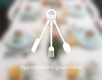 Appartement Gourmand