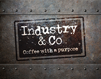 Industry & Co Logo & Branding