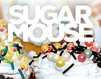 SUGARMOUSE Design Logo