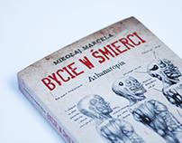 """""""Bycie w śmierci"""" book cover"""