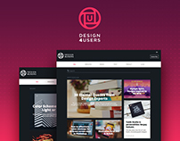 Design4Users Web UI