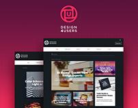 Design4Users Web UI