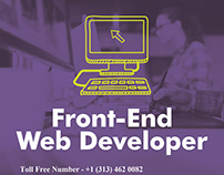 Web App Development Company in USA +1 (313) 462 0082