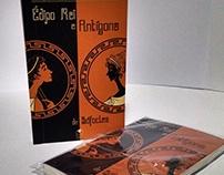 [PROJETO EDITORIAL] Édipo Rei e Antígona - Redesign