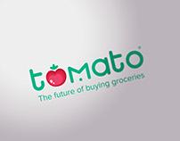 Tomato Bahrain grocery shopping mobile app