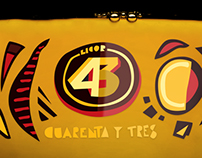 Licor 43 Picasso edition