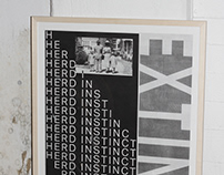 Herd Instinct posters