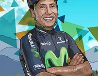 Nairo Quintana Movistar Club