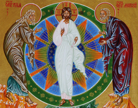 Icons of the Liturgical Year - (In progress)