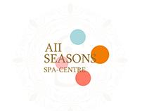 """All Seasons Spa"" | UX/UI"