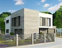 Zx91 - gotowy projekt domu
