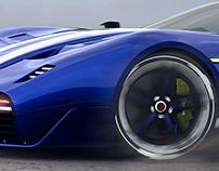 Shelby OTR concept