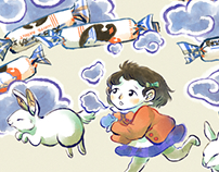 Run, White Rabbit, Run
