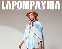 La Pompayira Cover | Ph: Gaston Paci